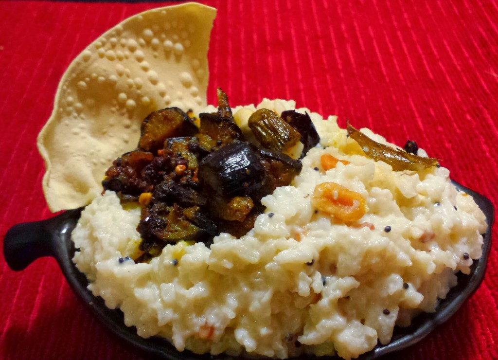 Vegan Curd Rice