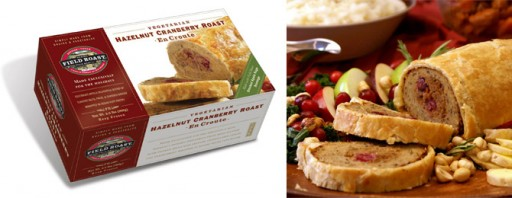 Hazelnut Cranberry Roast En Croute By Field Roast