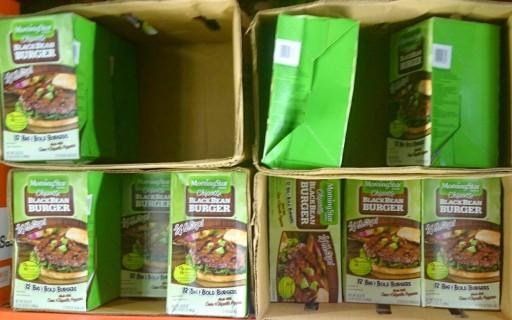 MorningStar Farms Chipotle Black Bean Burger