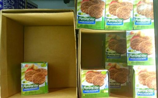 MorningStar Farms Original Sausage Patties