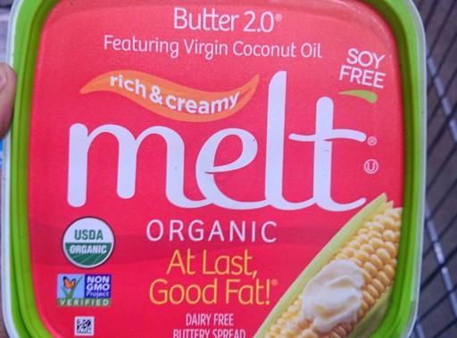Rich & Creamy MELT Organic