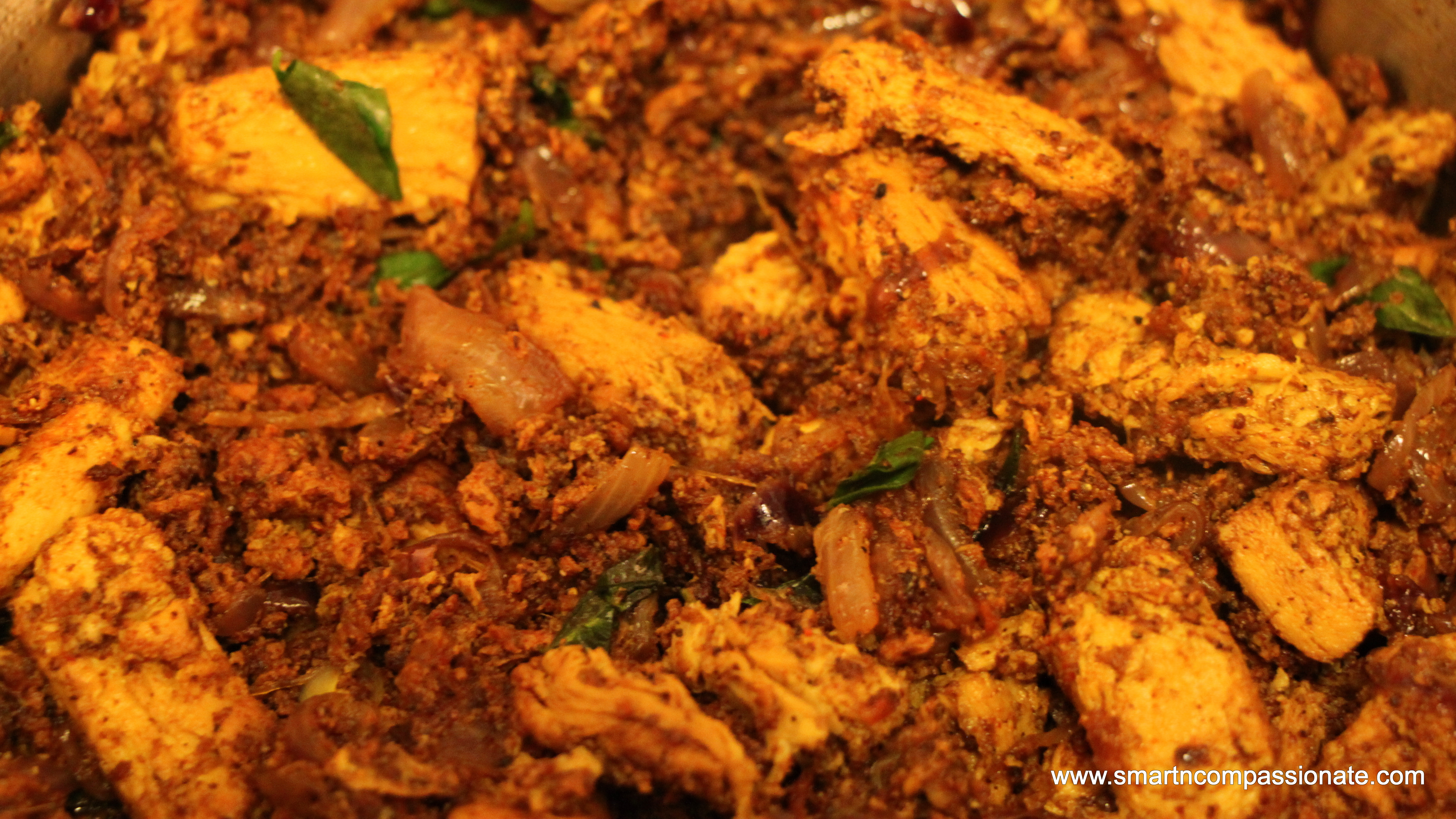 Kerala Chickenless Fry