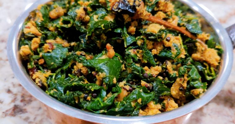 Moringa Stir-fry | Muringaella Thoran