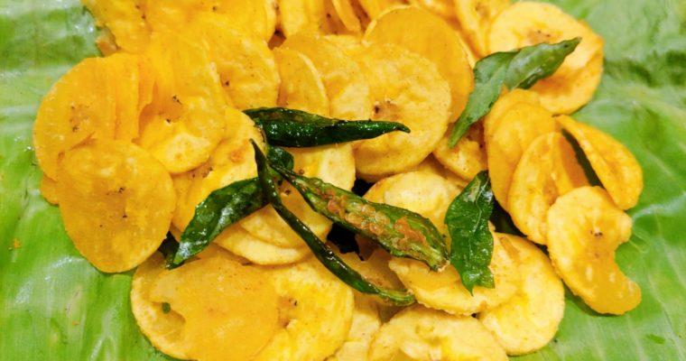 Plantain Chips | Ethakka Upperi