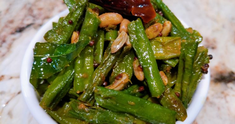 Long Beans Stir Fry | Achinga Payar Mezhukkupuratti