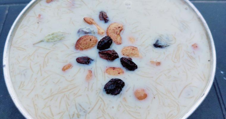 Vermicelli Pudding | Seviyan Kheer | Semiya Payasam